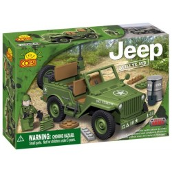 Small Army : Jeep Willys MB