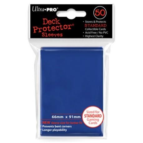 Protège cartes - Bleu
