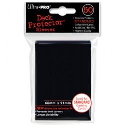 Protège cartes - Noir - 66 x 91 mm