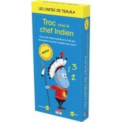 Troc chez le chef indien