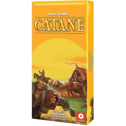 Catane - Barbares & Marchands - Extension 5 - 6