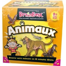 Brain Box Animaux