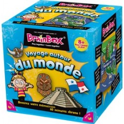 Brain Box Voyage autour du monde