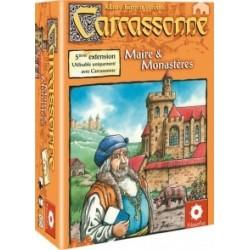 Carcassonne - Maire et Monastères