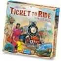 Les Aventuriers du rails - Inde