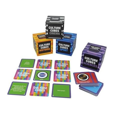 Culture Cubes - Sport