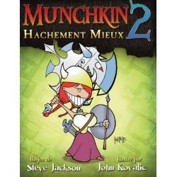 Munchkin 2 : Hachement mieux