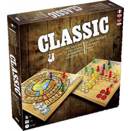 Jeux Classiques : Oie et Chevaux