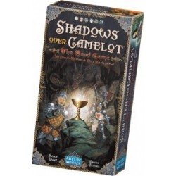 Les Chevaliers de la tables ronde - Jeux de Cartes - Shadows over Camelot