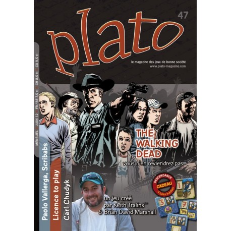 Plato Magazine n°47