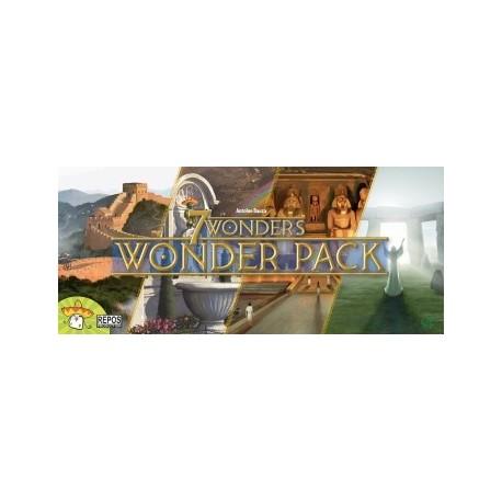 7 Wonders - Wonder Pack 1