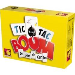 Tic Tac Boom - Jeu de cartes