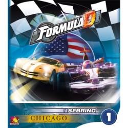 Formula D - Extension 1 Sebring / Chicago