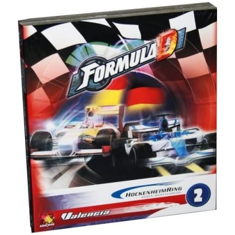 Formula D - Extension 2 Hockenheim / Valencia
