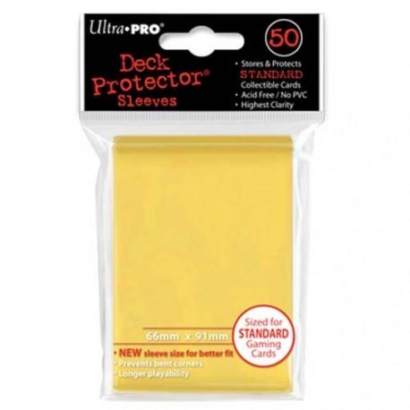 Protège cartes - Jaune