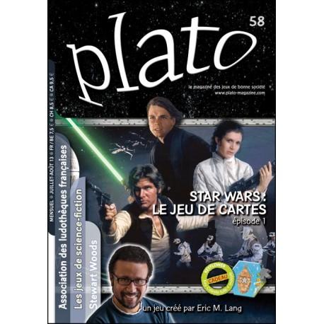 Plato Magazine n°58