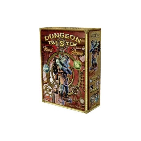 Dungeon Twister - Jeu de cartes
