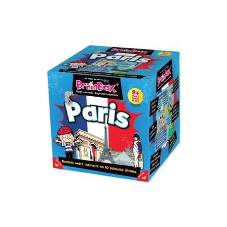 Brain Box Paris