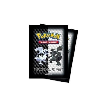 Protège-cartes Pokémon noir & Blanc