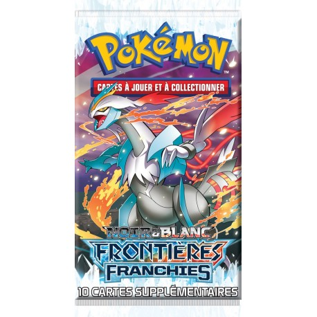 Booster Pokemon - Frontières Franchies