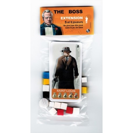 The Boss - Extension