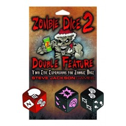 Zombie Dice - Double détente