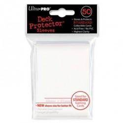 Protège cartes - Blanc - 66 x 91 mm