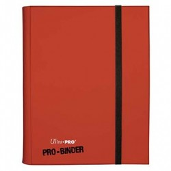 Pro Binder Rouge