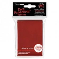 Protège cartes - Rouge