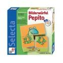 Puzzle en cubes - Pepito