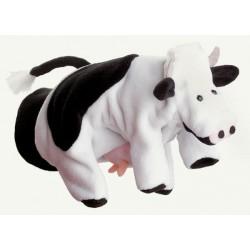 Vache - Gant marionnette