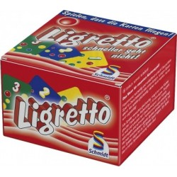 Ligretto - Rouge