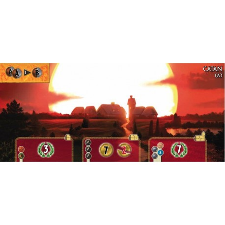 7 Wonders - Île de Catan