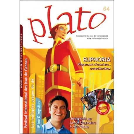 Plato Magazine n°64