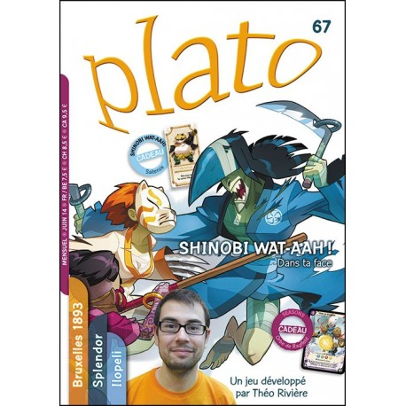 Plato Magazine n°67
