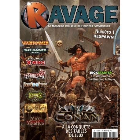 Ravage Respawn n°1