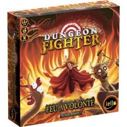 Dungeon Fighter - Feu à Volonté
