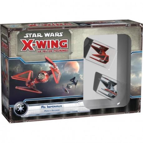X-Wing - Le Jeu de Figurines - As Impériaux