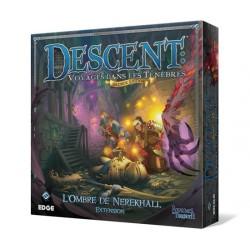 Descent : Voyages dans les Ténèbres (Seconde Édition) - L'Ombre de Nerekhall