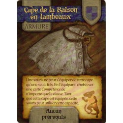 Mice and Mystics - Cape de la raison en lambeaux