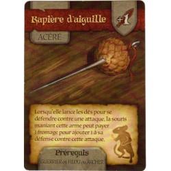 Mice and Mystics - Rapière d'aiguille