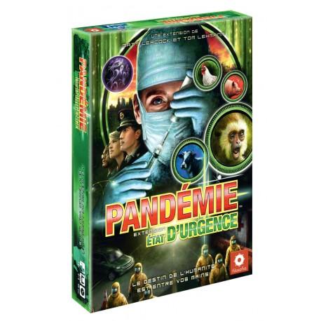 Pandemie - Etat d'urgence