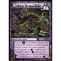 Ascension - Cobra le Sordide