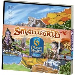 Smallworld - Plateaux 6 joueurs