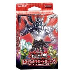 Yu-Gi-Oh! - L'Assaut des Héros - Deck de structure