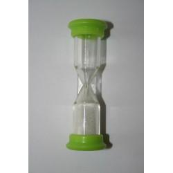 Sablier 30 secondes - Vert clair