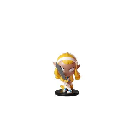 Figurine Krosmaster Arena - Kitty Rage