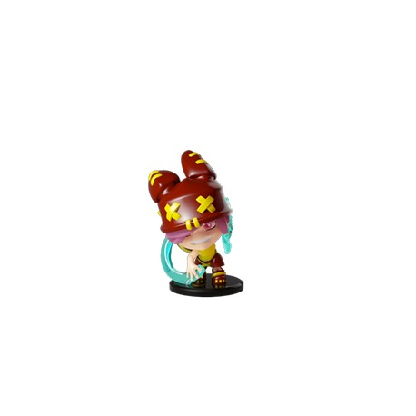 Figurine Krosmaster Arena - Thio