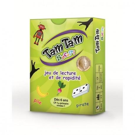 Tam Tam Safari - CP - Niveau 1