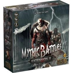 Mythic Battles - Le Tribut du Sang